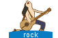 categorie rock